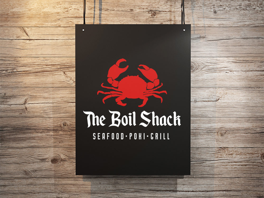 Boil Shack Logo Design