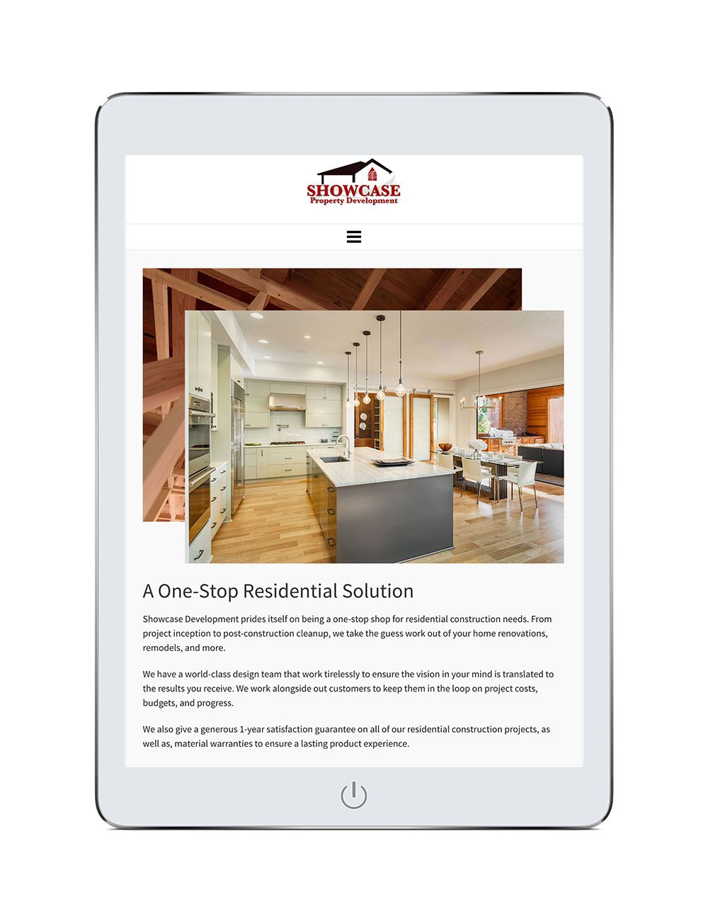 property development website